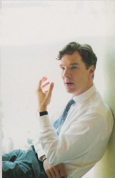 """schoolteacher look "" oh my..  <---- Imagine if Benedict were a teacher!  That would be awesome.  I would love a literature or history class with Mr. Cumberbatch.  :)"