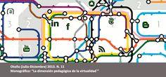 Monográfico sobre dimensión pedagógica de la virtualidad, publicado en @Tiffany Cameron, la revista de innovación educativa de la universidad de Valencia.