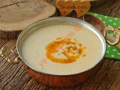 Sütlü Bulgur Çorbası Resimli Tarifi - Yemek Tarifleri