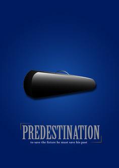 Predestination Movie Poster  2014