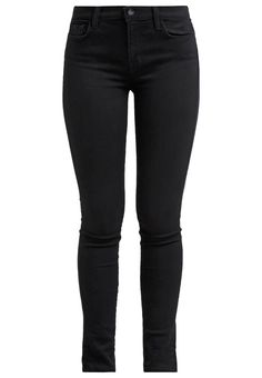 J Brand Slim fit jeans black denim