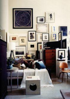 Thomas O'Brien's NYC Apartment.