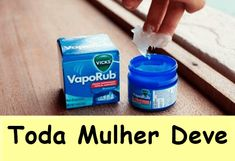 Toda Mulher Deve Saber Estes Truques com Vick Vaporub! Malinda Williams, Soap, Personal Care, Bottle, Beauty, Fitness, Face Creams, Bamboo Water Fountain, Remove Blackheads From Nose
