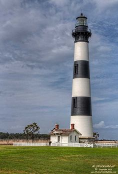Bodie Island Lighthouse, Cape Hatteras National Seashore