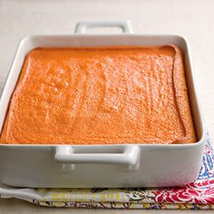 Carrot Souffle | Taste of the South. This is served each year at the Hospital Gala, & have been looking for the recipe forever. Would make great Easter dish, too.