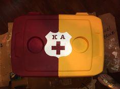 Kappa Alpha Order Cooler