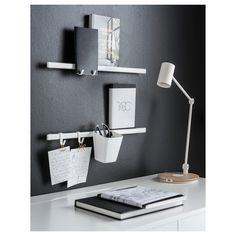 SUNNERSTA胡纳斯塔挂钩-IKEA Utility Cart, Dish Detergent, Polypropylene Plastic, Mini Kitchen, Wall Organization, Wall Storage, Towel Rail