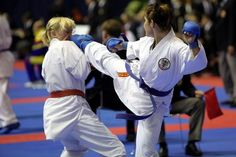 Karate, Art Girl, Martial Arts, Sports, Traditional, Manga, Girls, Fashion, Martial Arts Women