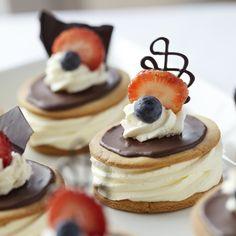 Medaljer cakes