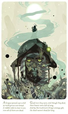 'Spore' by Sam Bosma