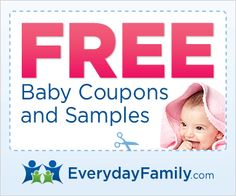 Free Baby Samples, Coupons & Planners - http://www.savingeveryday.net/2012/12/free-baby-samples-coupons-planners-3/