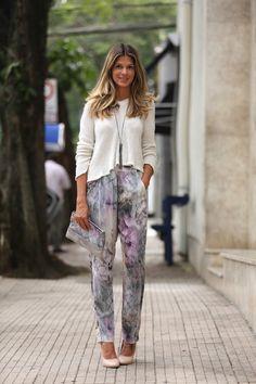 anna-fasano Women´s Fashion Style - Moda Feminina Inspiração Outfit Look