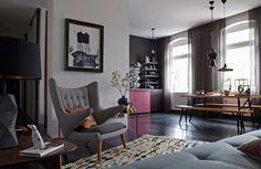 appartamento 60 mq - berlino - trendalert AT-HOME