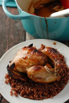 deep fried cornish game hens recipe yummly pat s deep fried cornish ...