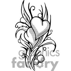 Soul mates art | Hearts of soul mates clip art plus other vector clipart images, illust ...