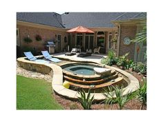 Spa Pool Spool