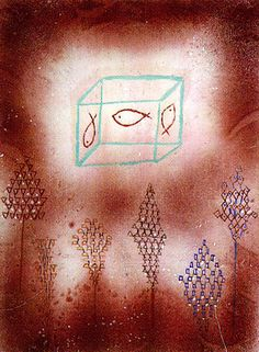 https://flic.kr/p/5dzw2 | Aquarium im Garten Paul Klee