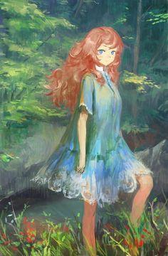 Manga Illustrations by Arata Yokoyama