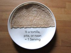 Tortilla (also Naan, Roti, and other flat bread)