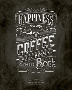 Coffe   Typography Poster