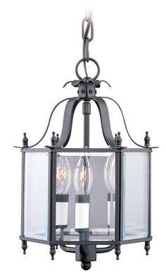 Livex Lighting Livingston Bronze Convertible Chain Hang/Ceiling Mount 4403-07