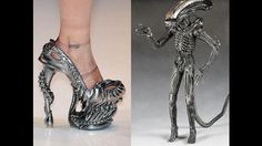 Los zapatos más extraños del mundo. (Foto: ojocurioso.com)