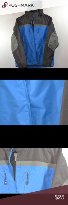 """Nike ACG Nylon Jacket Nike ACG Nylon Jacket. Beautiful jacket but the zipper is damaged. Giving this away for a great deal but it can still we worn as a open jacket. Chest:19.5"""",Length:24"""",Sleeve:23"""" Nike ACG Jackets & Coats"""