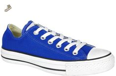 Converse All-Star Chuck Taylor Lo-Top Sneakers (13 M US Mens, Blue) - Converse chucks for women (*Amazon Partner-Link)