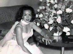 Maria Felix, Mexico.