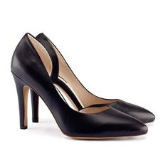 Chic, elegant heels.