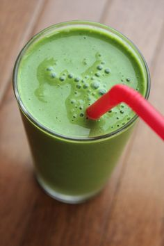 Green Cantaloupe Smoothie. Add some greenberry shakeology powder and a bit of orange juice and you're set