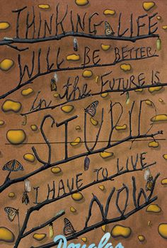Contemporary - Stefan Sagmeister, hand drawn/constructed type, references to past movements (victorian/arts and crafts)  (via australian paper)