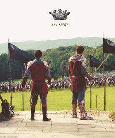 The Kings ~ The Chronicles of Narnia