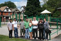 The team Life Savers, Park, Couple Photos, Couples, City, Outdoor Decor, Couple Shots, Life Preserver, Parks