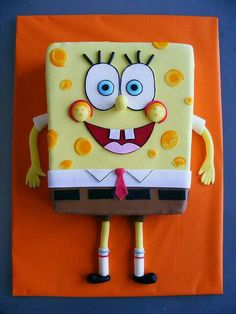 Spongebob (Cake)