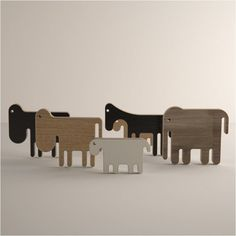 ebabee likes:Simply beautiful wooden toys...