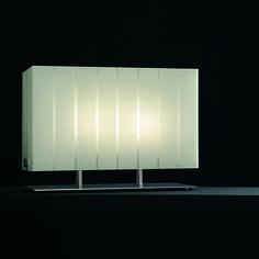 Oluce Pin Stripe 217 Table Lamp