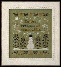 Country Cottage Needleworks ~ In The Meadow