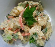 VeggieLoves: Dilly Egg Salad
