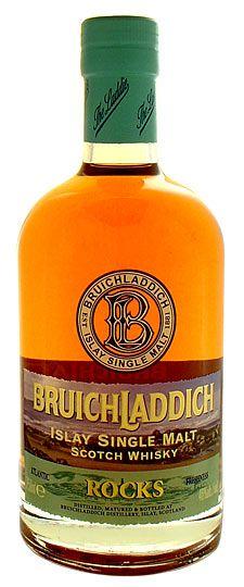 "K $39.99, 96-100 pts WE Bruichladdich ""Rocks"" Islay Single Malt Whisky 750ml (Previously $50)"