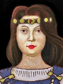 Herleva DE FALAISE - Mother of William the Conqueror
