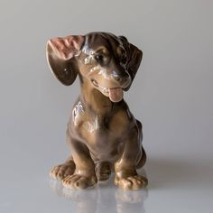 royal copenhagen dog figurines