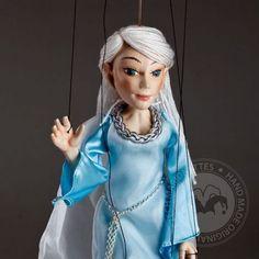 foto: Calven White-haired Elf – romantic marionette