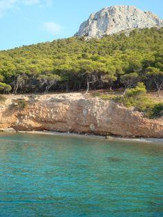 Moni Island,Aigina