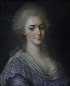 Marie Antoinette century pastel attributed to Elisabeth Vigee-Lebrun (Russell-Cotes, UK) Louis Xvi, Roi Louis, Lorraine, Female Painters, French Royalty, Maria Theresa, French History, European History, Elisabeth