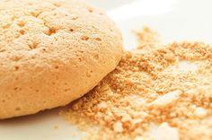 Ein Low Carb – Biskuitteig für Kekse. Man kann ihn bei Mengenanpassung aber auch als Grundlage für einen Kuchenteig, z.B. Obsttorten nehmen.