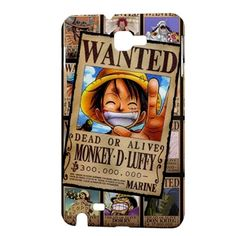 Onepiece Anime Manga shell hard case series for Samsung Galaxy Note  http://www.storecx.com