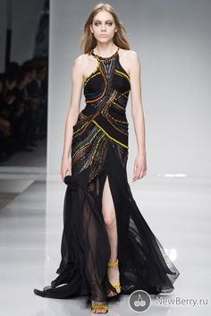 Atelier Versace Haute Couture весна-лето 2016