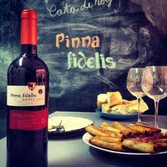 Pinna Fidelis Roble. Ribera de Duero. Spain http://www.vinorama.es/denominaciones/ribera-de-duero/vino-pinna-fidelis-roble
