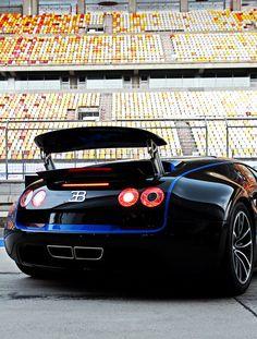 Bugatti Veyron Vitesse